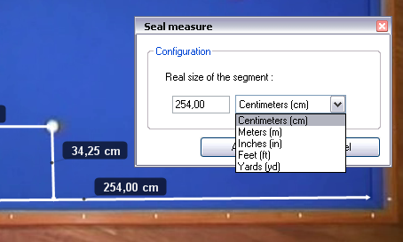 Length measure